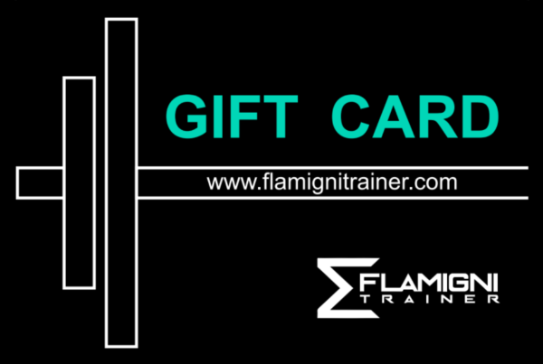 GIFT CARD - Flamigni Trainer